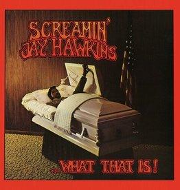 Jay Screamin Hawkins - What That Is! (FLUROESCENT Orange Vinyl/180g) (RSD 2020)