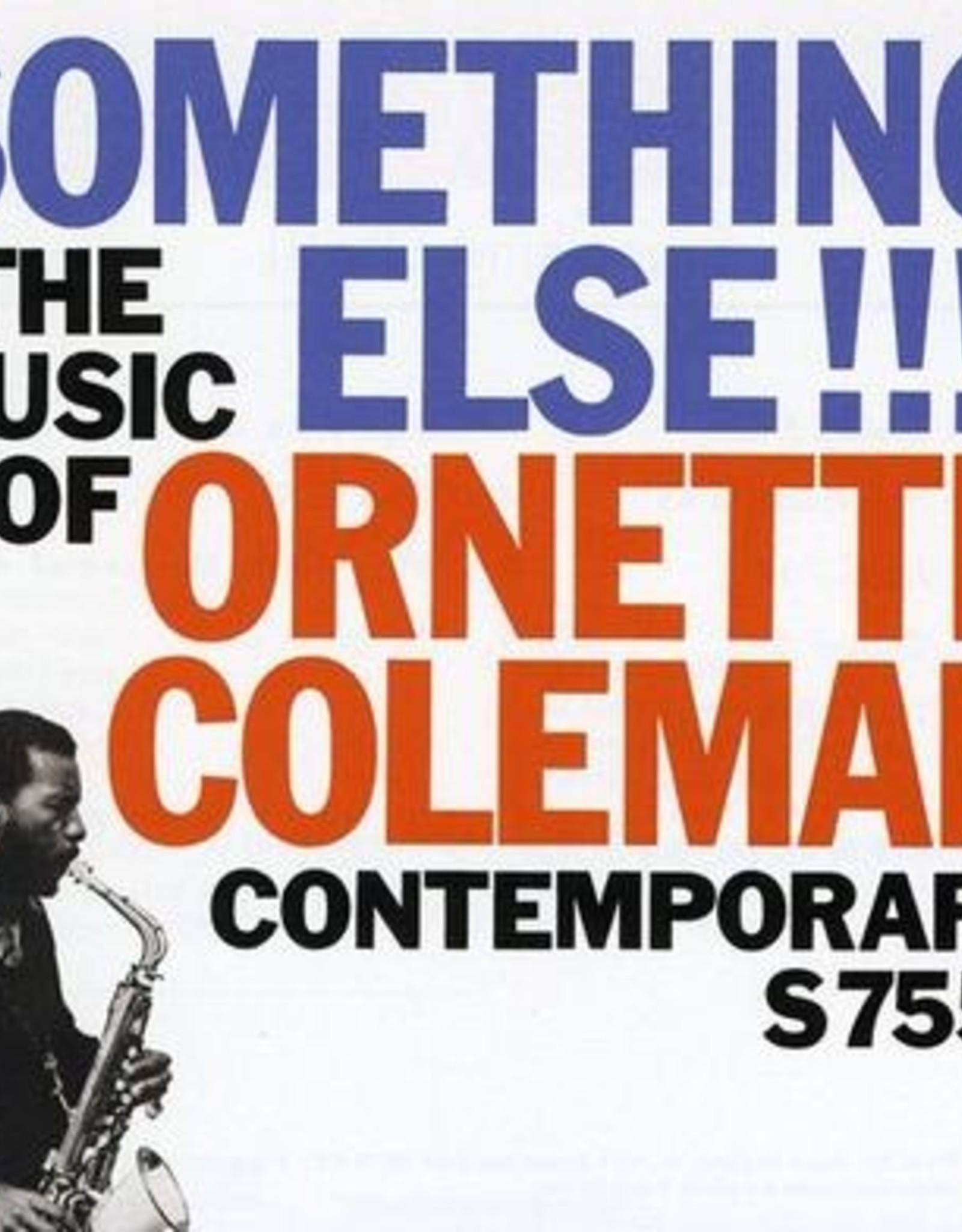 Ornette Coleman - The Music Of Ornette Coleman: Something Else