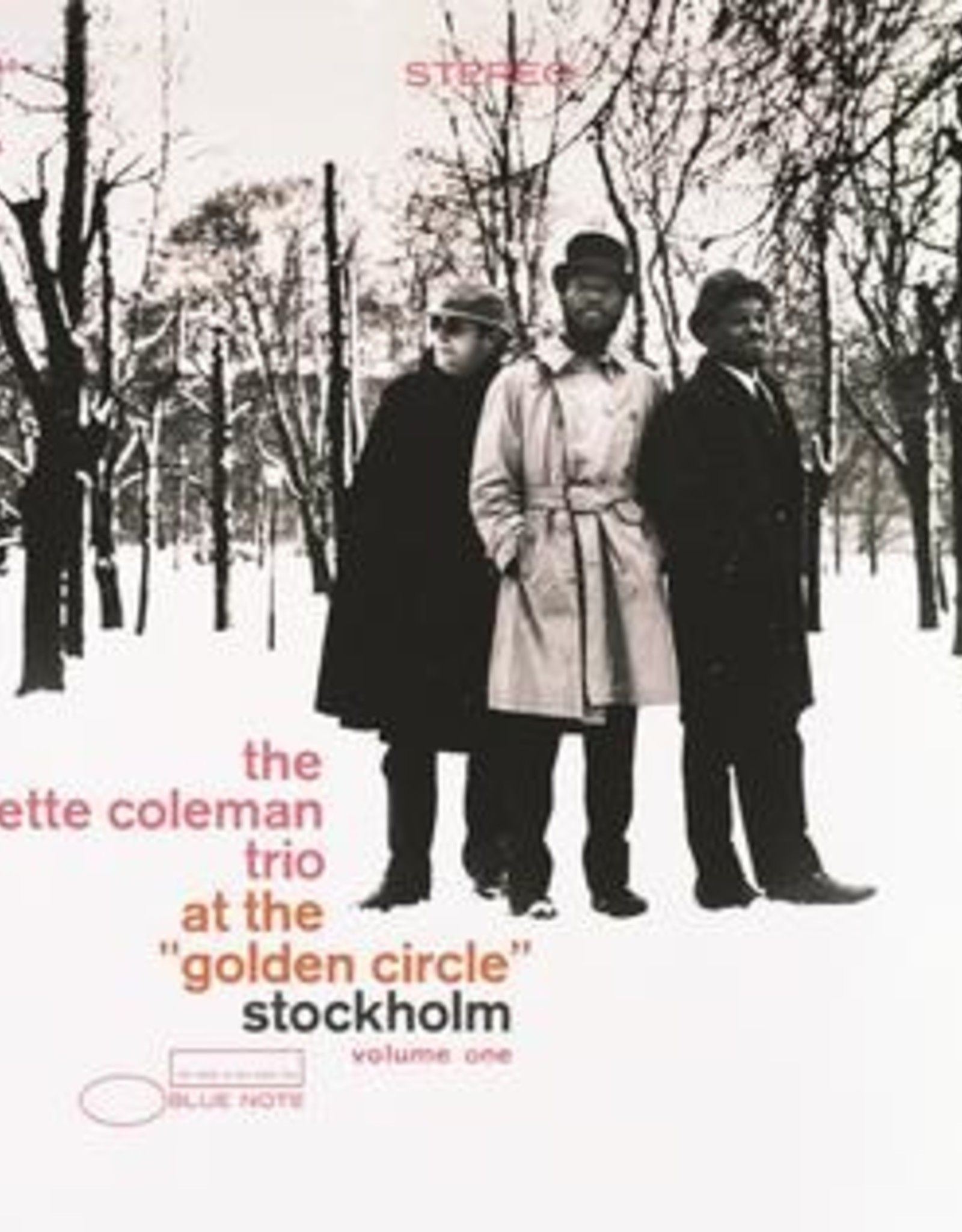 Ornette Coleman - At The Golden Circle