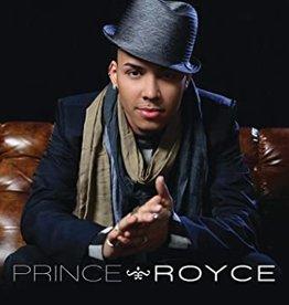 Prince Royce (Gatefold LP Jacket, 150 Gram Vinyl, Clear Vinyl, Blue)