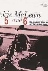 Jackie Mclean - 4,5, And 6 (Don Byrd / Hank Mobley)