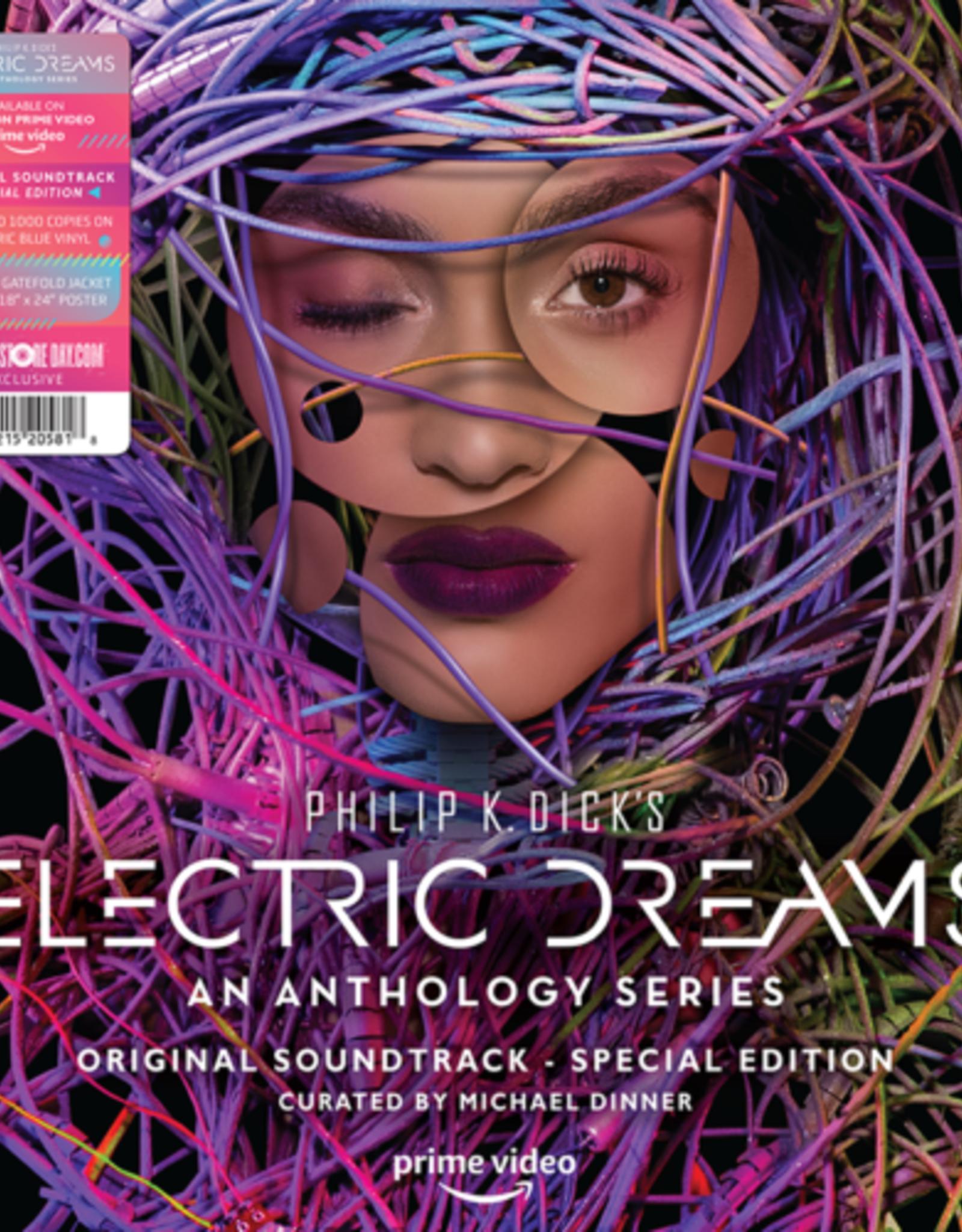 Various Artists - Philip K. Dick'S Electric Dreams Ost (Electric Blue Vinyl/Poster/Gatefold Jacket) (Rsd 2019)