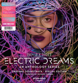 Various Artists - Philip K. Dick'S Electric Dreams Ost (Electric Blue Vinyl/Poster/Gatefold Jacket) (Rsd 2019)