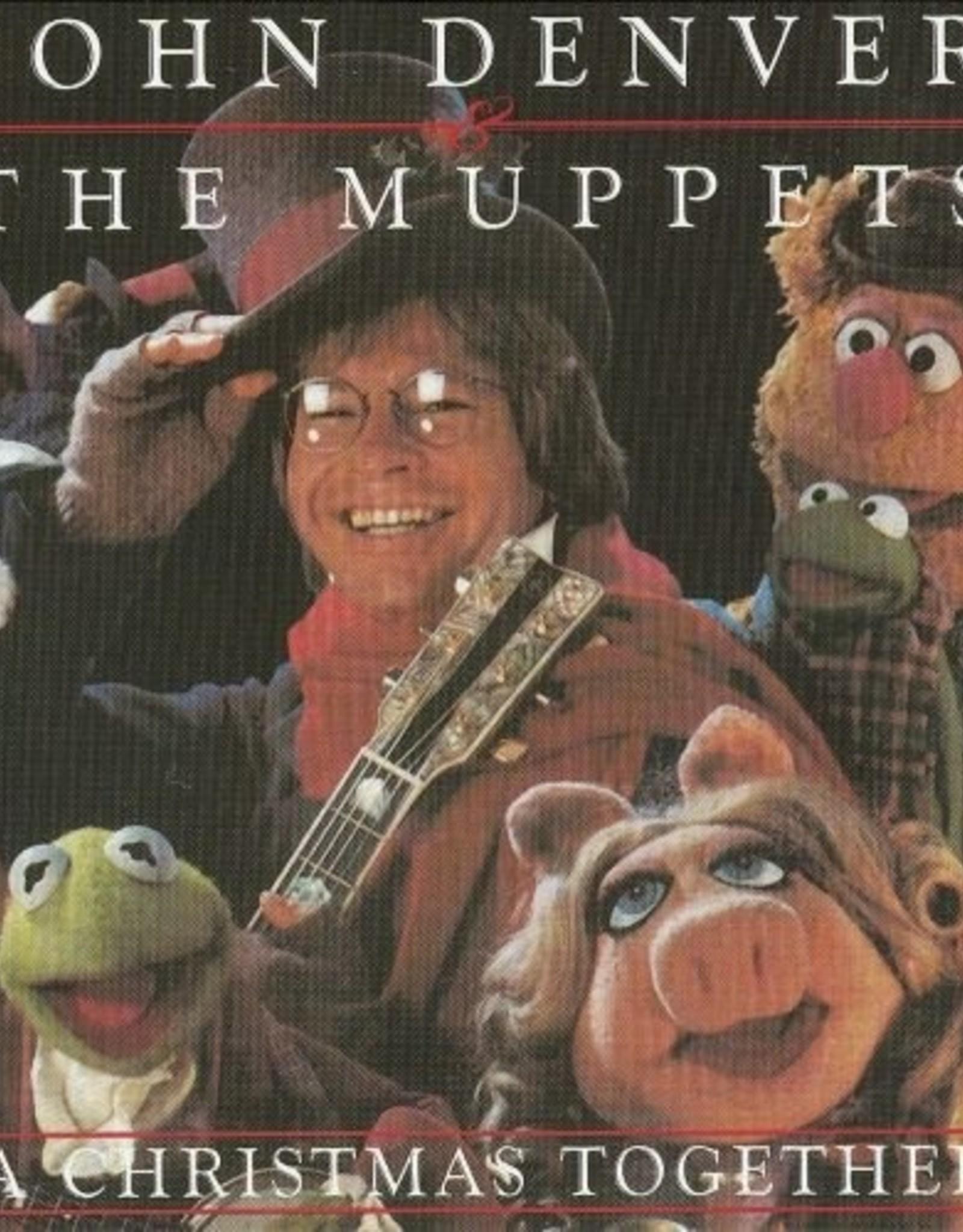 John Denver & the Muppets - Christmas Together (Green Vinyl)