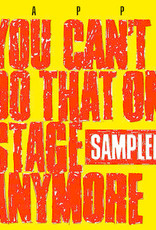 Frank Zappa - You Can'T Do That On Stage Anymore (Sampler/180G/2Lp/Transparent Red/Transparent Yellow Vinyl)  (RSD 2020)