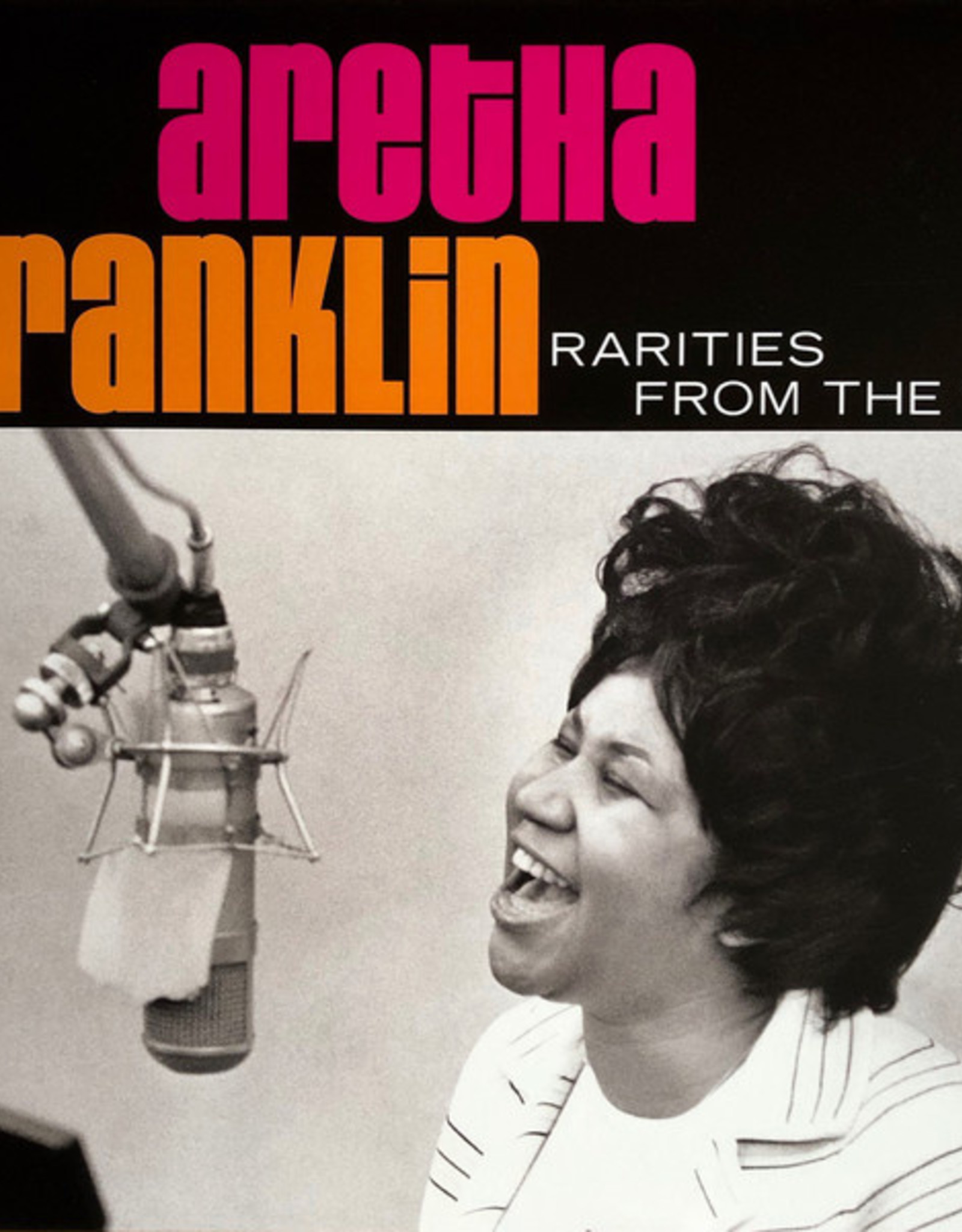 Aretha Franklin - Rarities From The 60'S