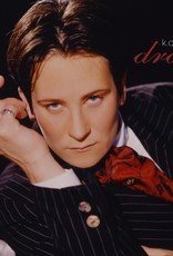 K.D. Lang - Drag (Clear With Black Vinyl/3-Side With Etching) (RSD 2020)