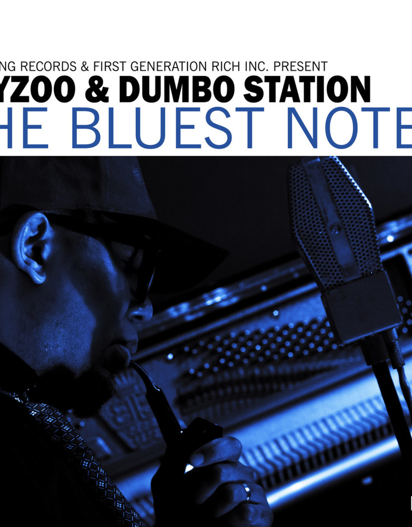 Skyzoo & Dumbo Station - The Bluest Note