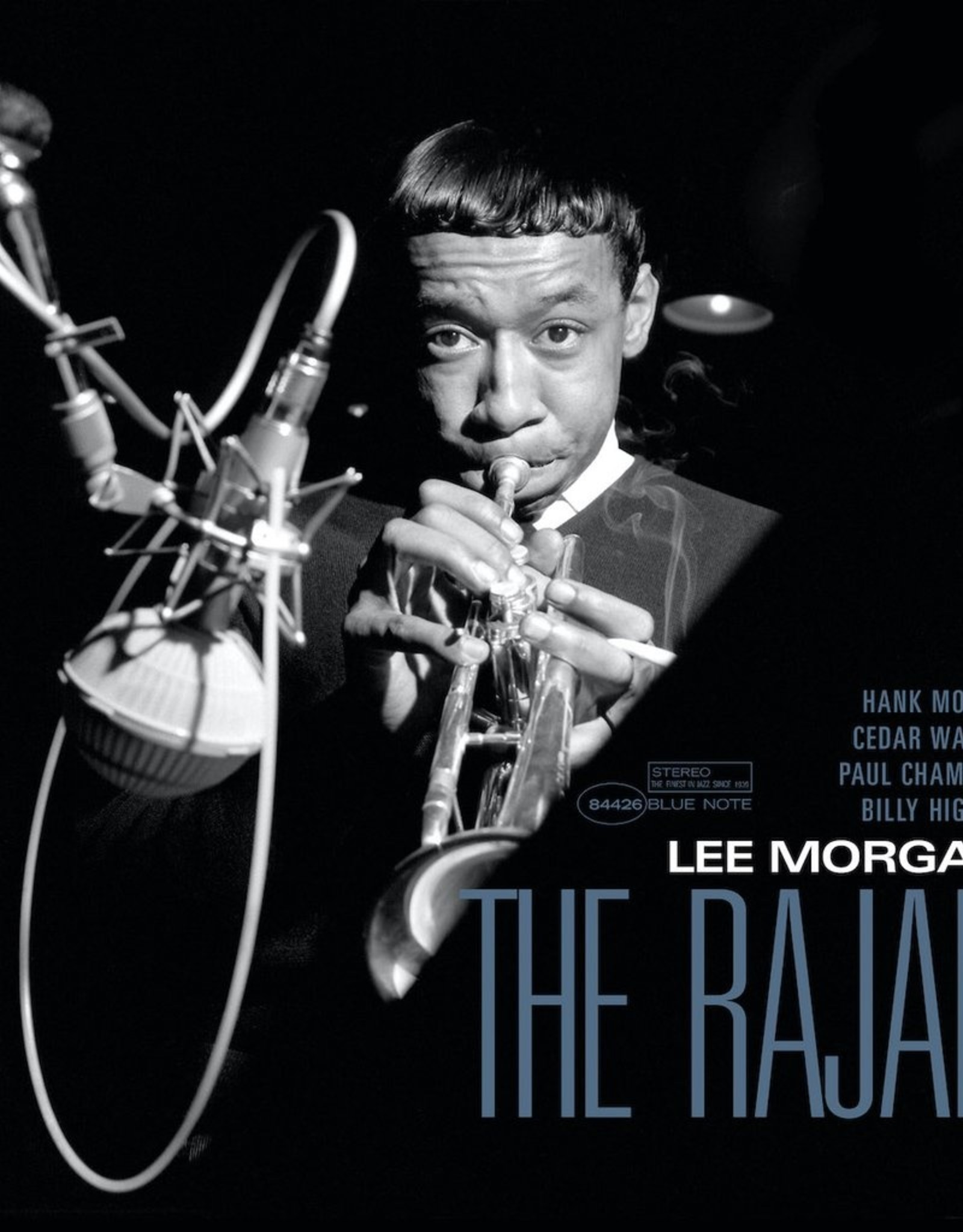 Lee Morgan  - The Rajah (Analog Master)