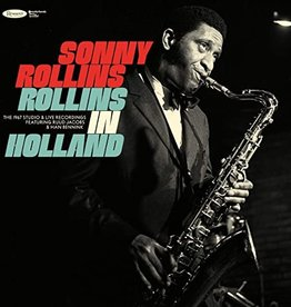 Sonny Rollins - Rollins In Holland: The 1967 Studio & Live Recordings (3Lp/Deluxe Edition) (RSD 2020 BF)