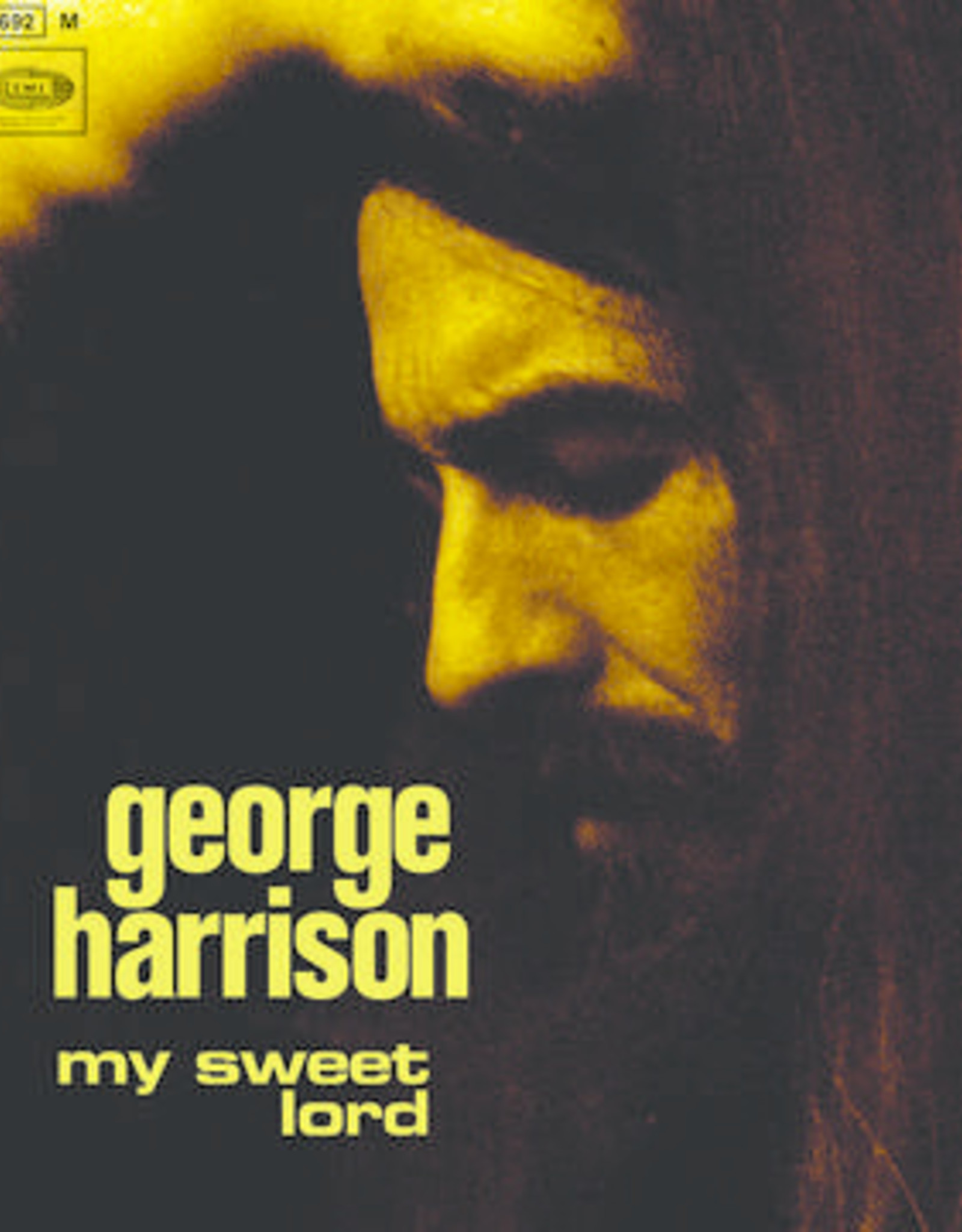 George Harrison - My Sweet Lord (Milky Clear 7Inch) (RSD 2020 BF)