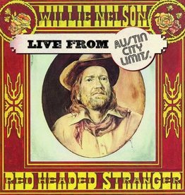 Willie Nelson - Red Headed Stranger Live From Austin City Limits (150G) (RSD 2020 BF)