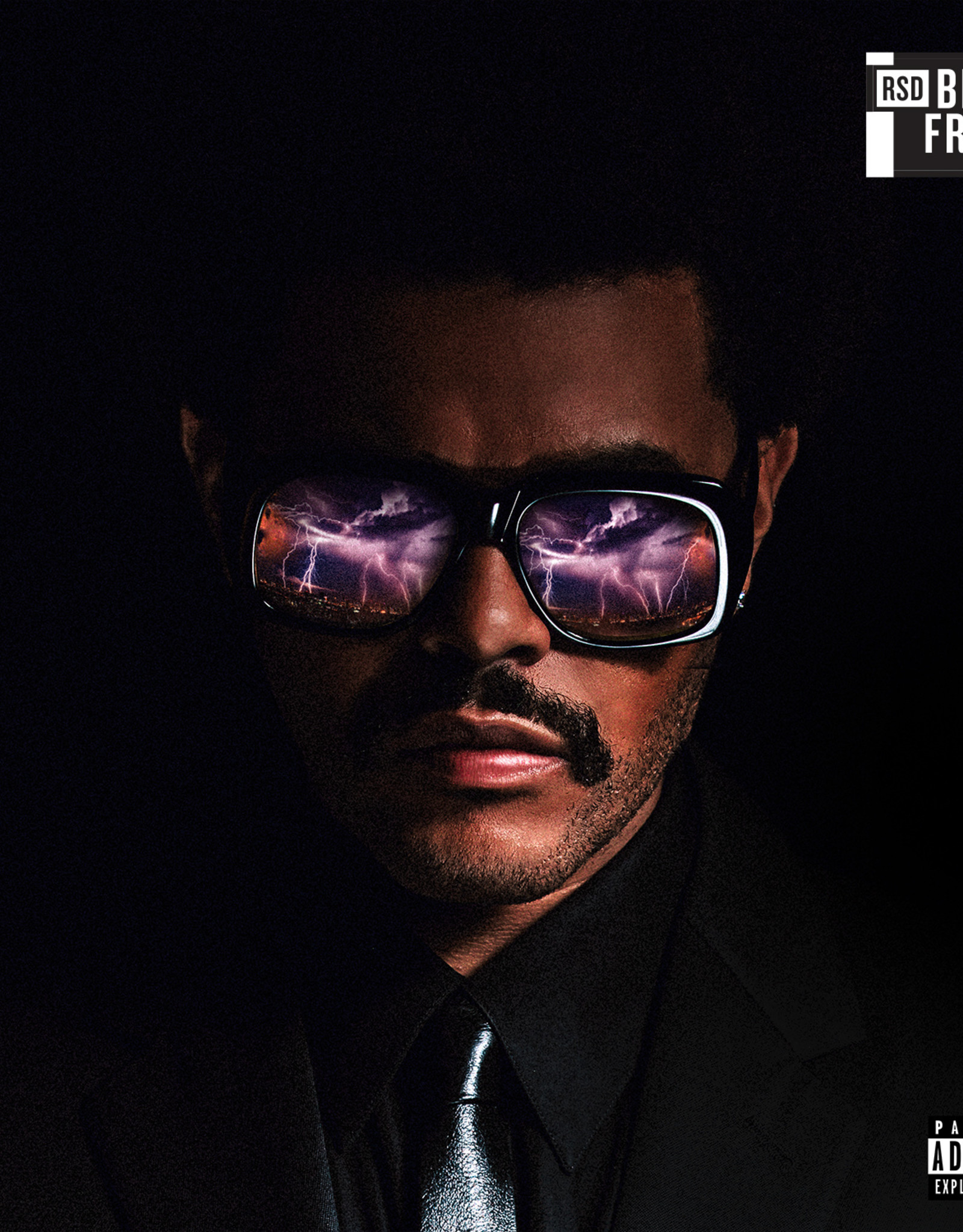 Weeknd - After Hours (X) (Remixes) (Translucent Purple Vinyl) (RSD 2020 BF)