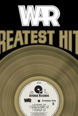 WAR - GREATEST HITS (GOLD))(RSD 2020 BF)