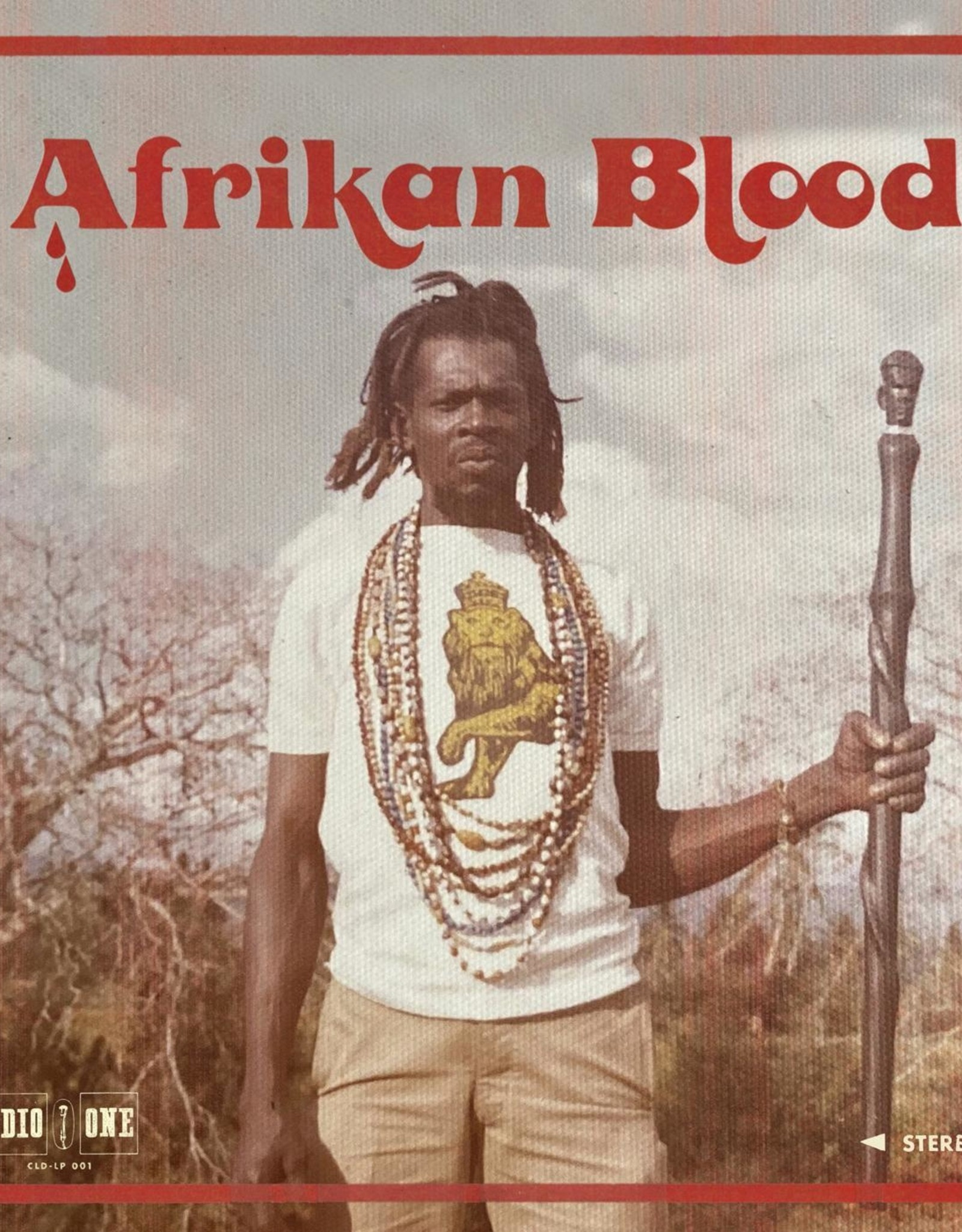 Studio One - Afrikan Blood(RSD 2020 BF)