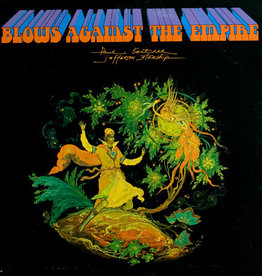 Paul Kantner; Jefferson Starship - Blows Against The Empire (50Th Anniversary/180G/Green Marble Vinyl) (RSD 2020 BF)