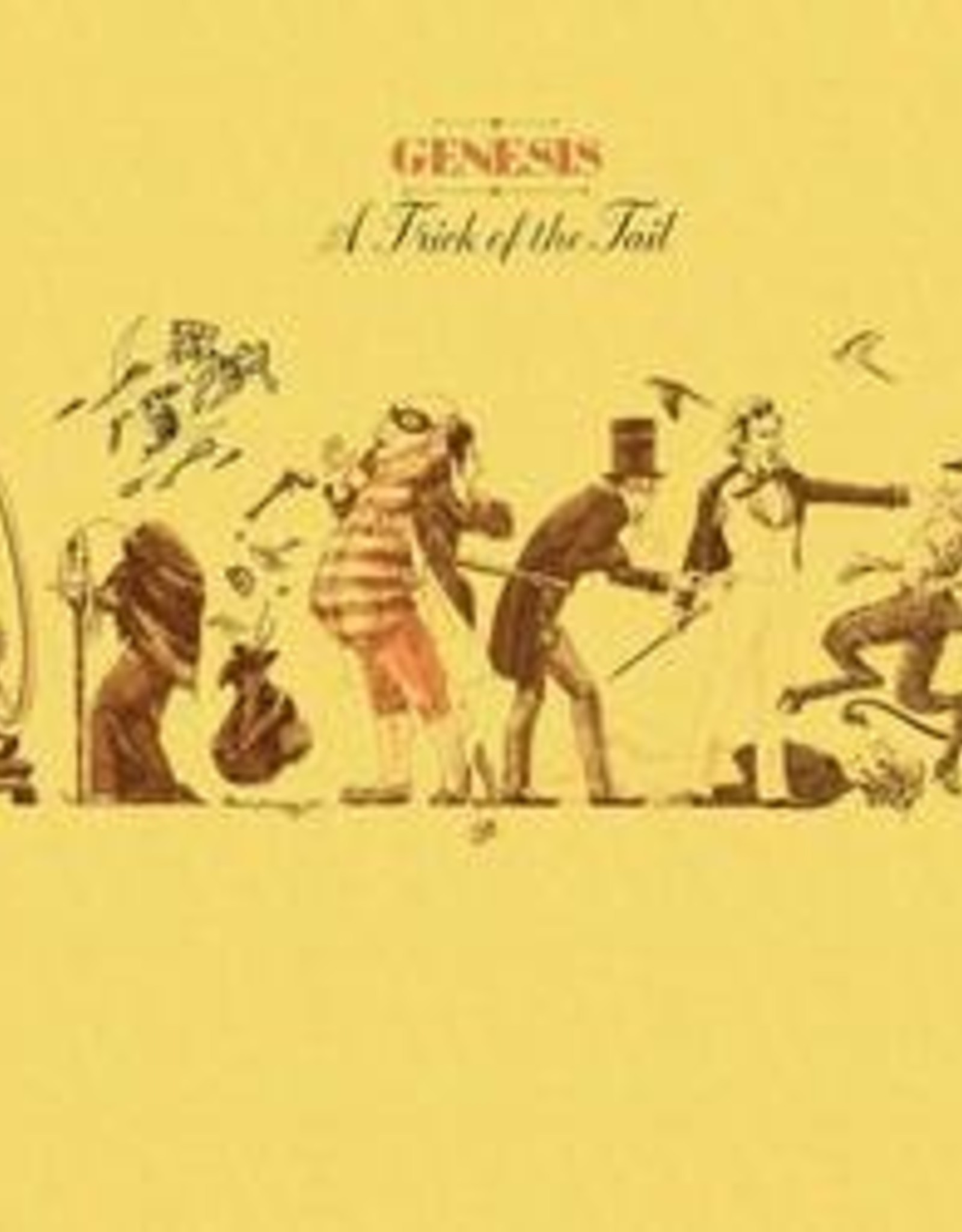 Genesis - Trick of the Tail (Yellow Vinyl)