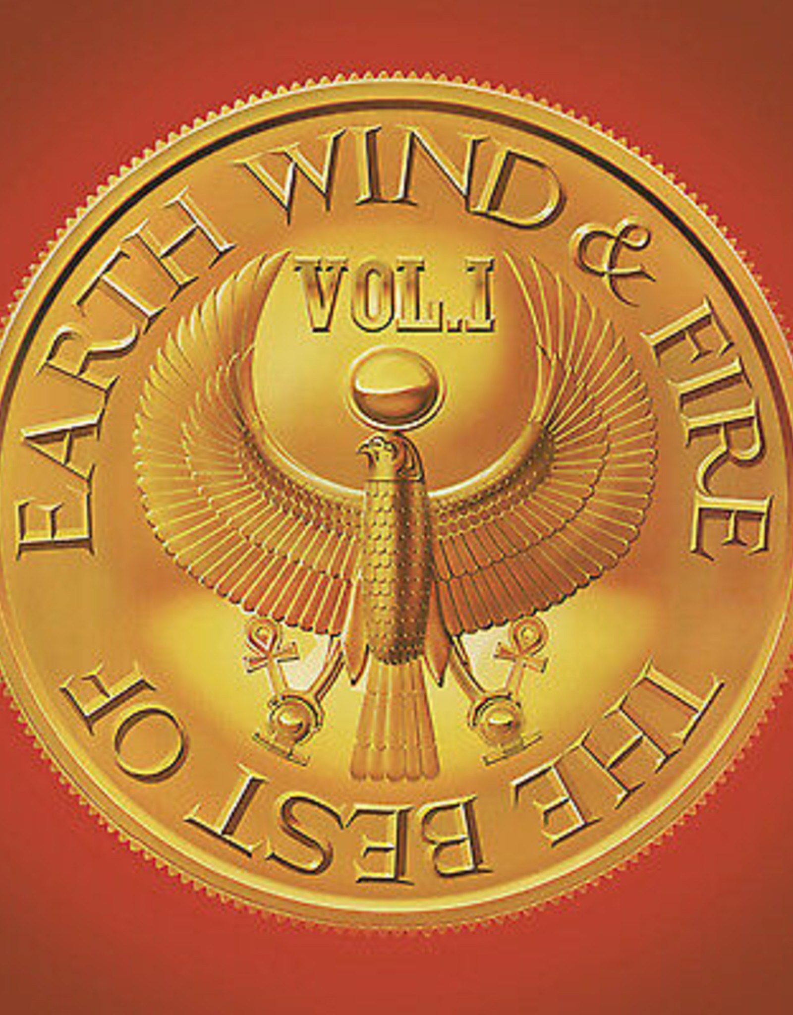 Earth Wind & Fire - Best Of Vol.1 (150G/Dl Card)