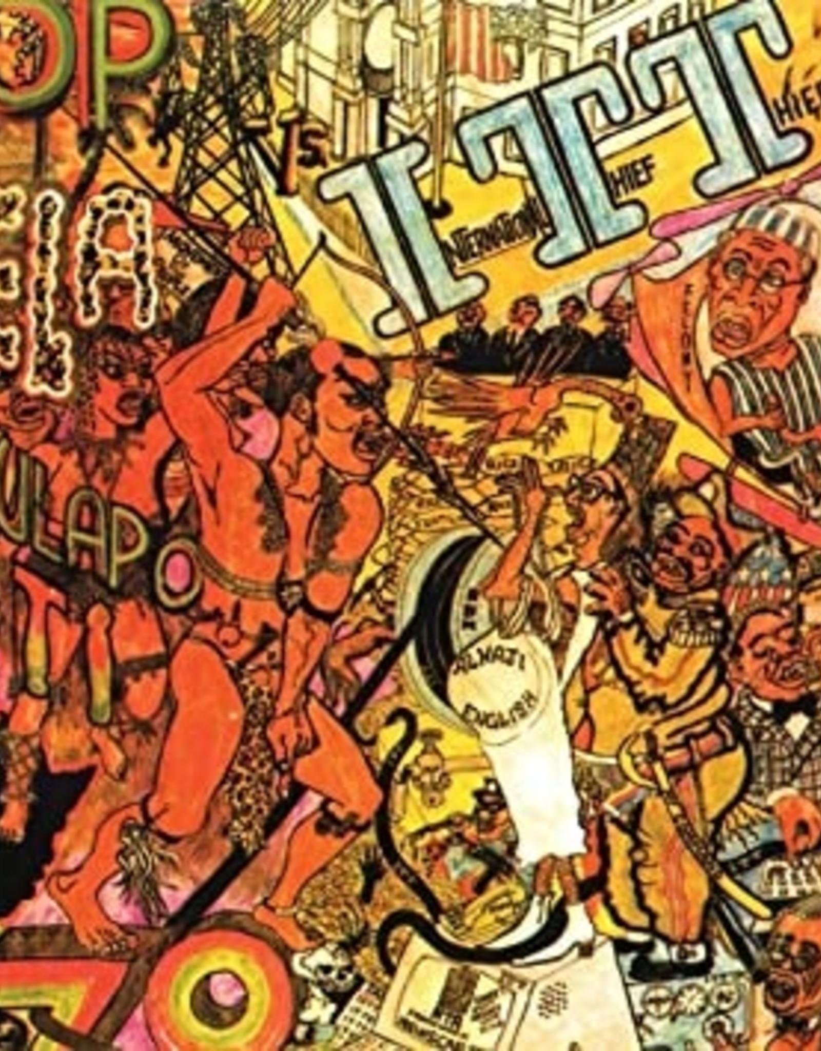 Fela Kuti - I.T.T.