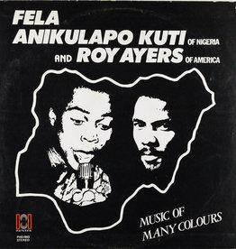 Fela Kuti & Roy Ayers - Music Of Many Colours