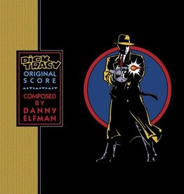 Danny Elfman - Dick Tracy (Original Score) (Colored Vinyl, Blue, Clear Vinyl)