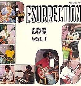 "Los Camaroes - Resurrection Los - ""Analog Africa Limited Dance Edition No. 07"""