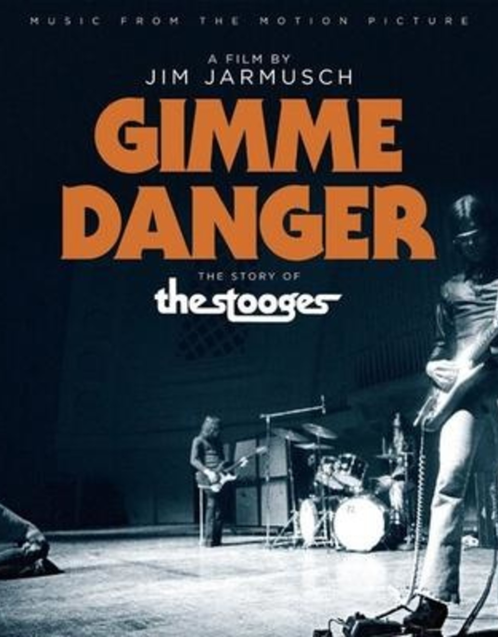 """Music From The Motion Picture """"Gimme Danger"""" - Gimme Danger: Music From The Motion Picture (Vinyl)"""