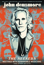 """John Densmore """"The Seekers"""";  signed Poster and Book"""