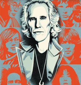 "John Densmore ""The Seekers"";  signed Poster and Book"