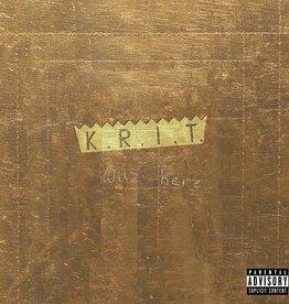 Big K.R.I.T. - K.R.I.T. Wuz Here (10th Anniversary Navy & Gold Splatter Vinyl)