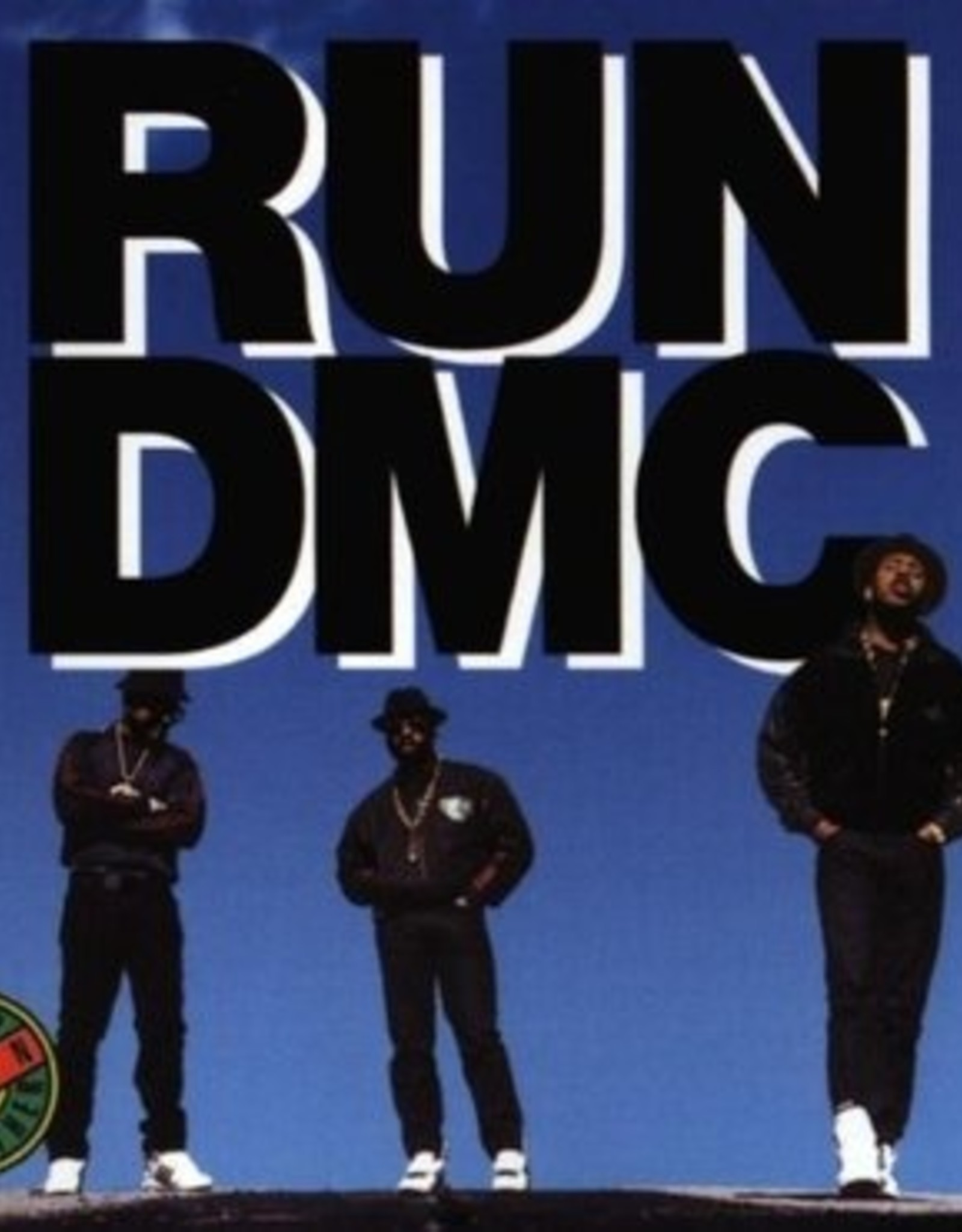 Run D.M.C. - Tougher Than Leather (Blue Vinyl)