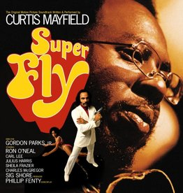 Curtis Mayfield - Superfly (Red Vinyl)