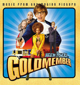 Various Artists - Austin Powers In Goldmember (Gold Vinyl)  (RSD 2020)