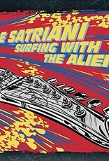 Joe Satriani - Surfing With The Alien (Deluxe Version/2Lp/150G/Red Opaque/Yellow Opaque Vinyl/Dl Insert) (Rsd 2019)