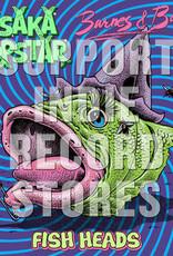 Osaka Popstar; Barnes & Barnes - Fish Heads (RSD 2019)