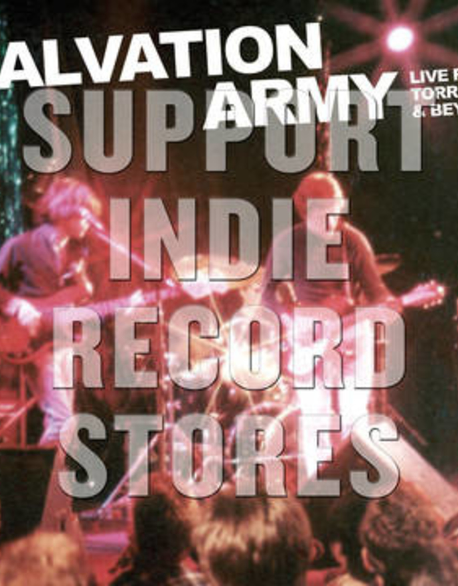 Salvation Army - Live From Torrance And Beyond(RSD 2019)