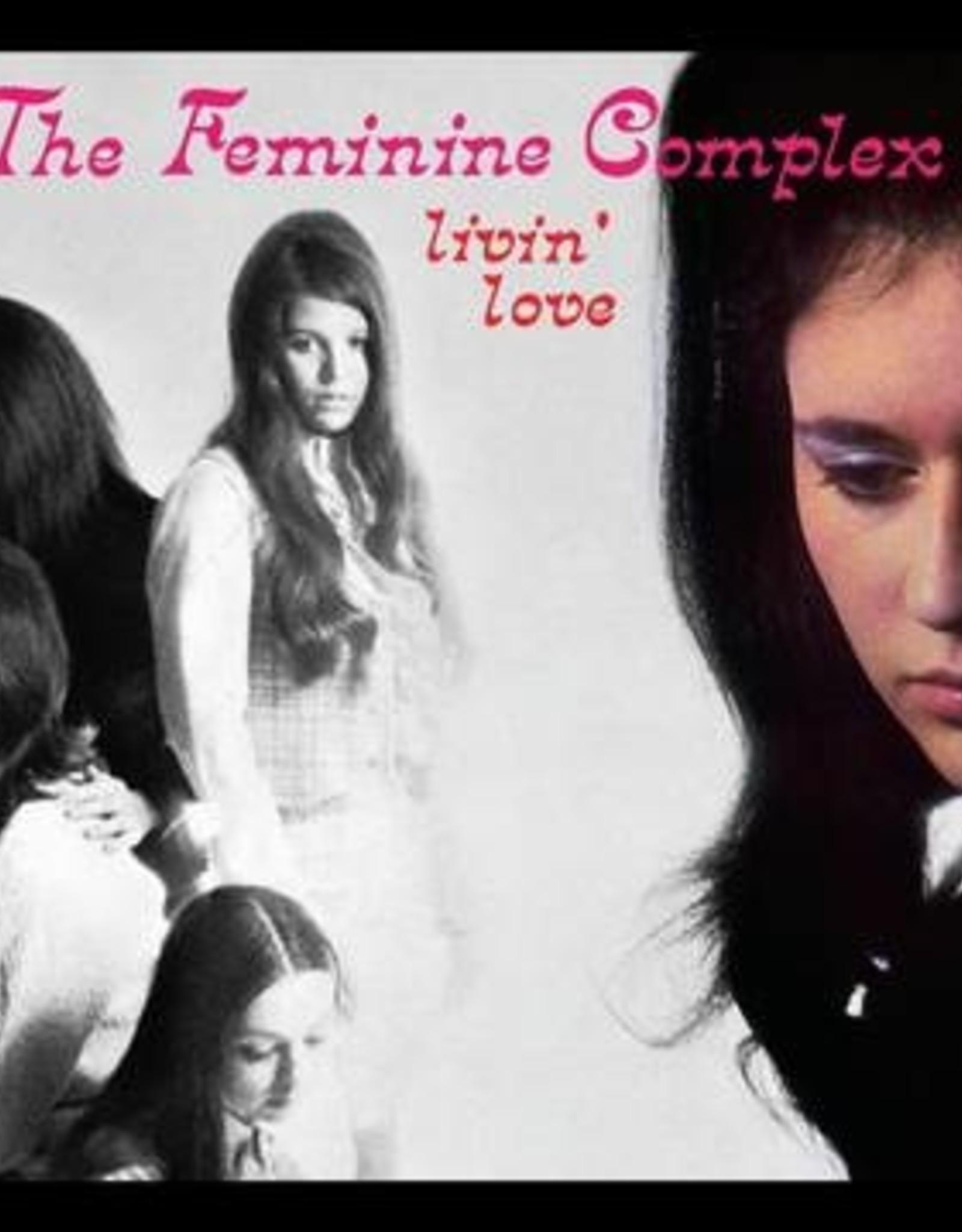 Feminine Complex - Livin' Love (PINK Vinyl)(RSD 2020)