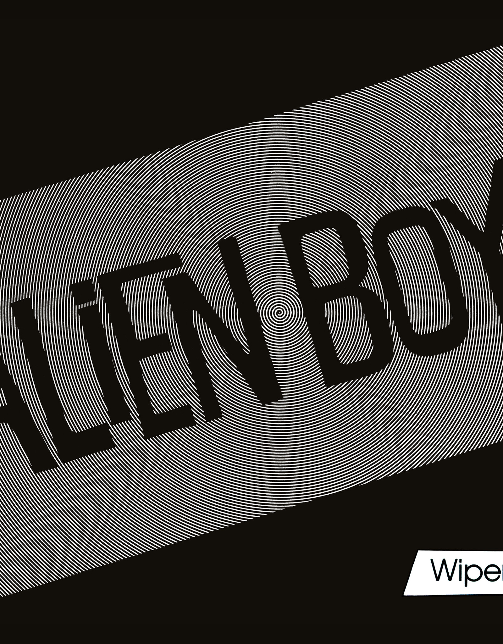 Wipers - Alien Boy Ep (7 Inch Sleeve Artwork) (RSD 2019)