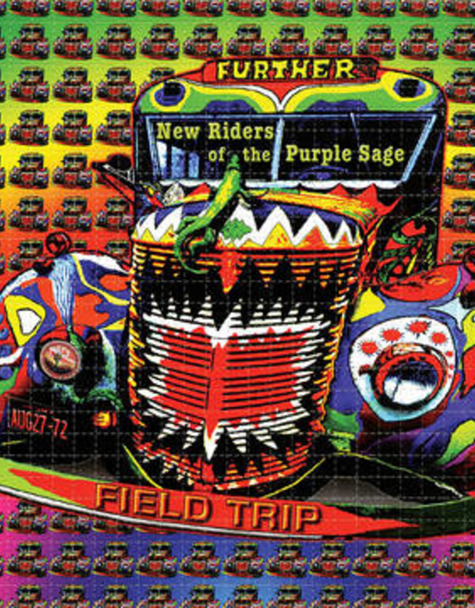 New Riders Of The Purple Sage - Field Trip (RSD 2020)