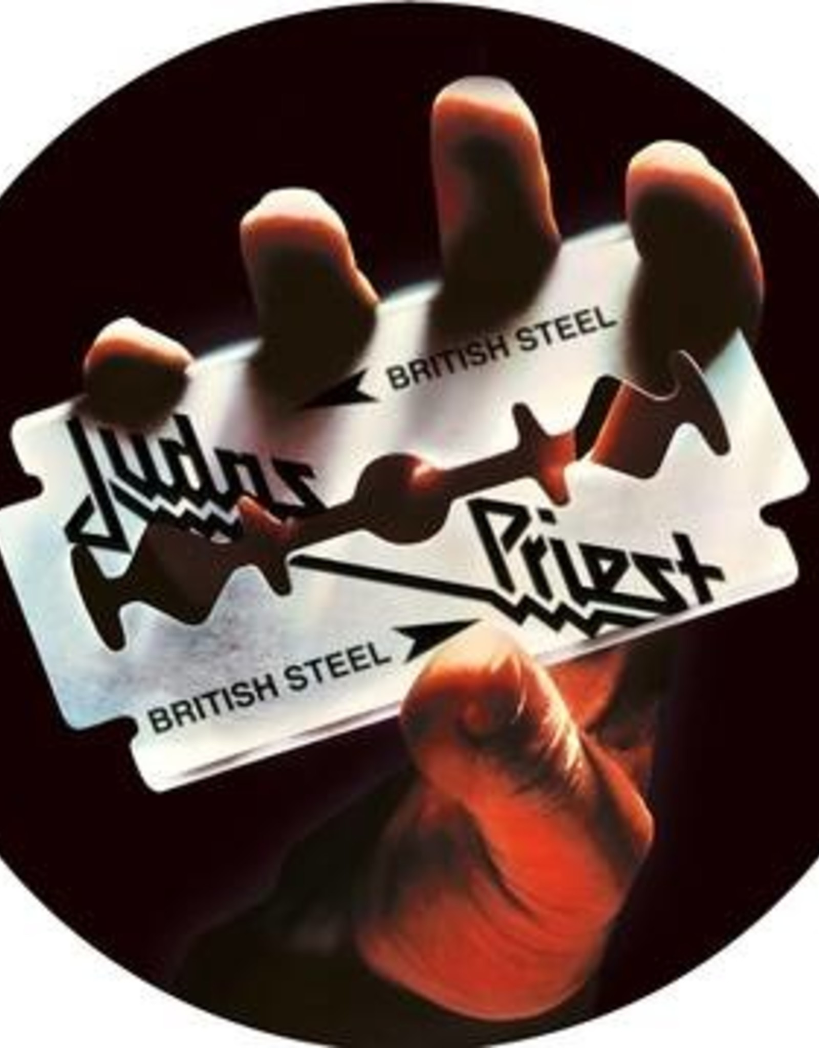 Judas Priest - British Steel - 40Th Anniversary (2Lp/140G/Marbled Vinyl/Dl Insert/Uv Imagesides B & D) (RSD 2020)
