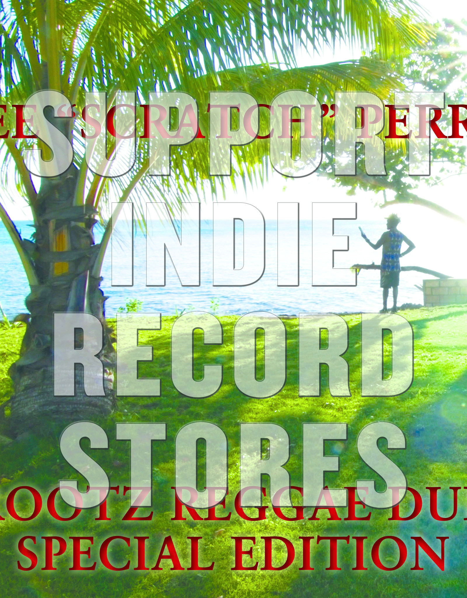 Lee Scratch Perry - Roots Reggae Dub: Special Edition (2Lp)(RSD 2019)
