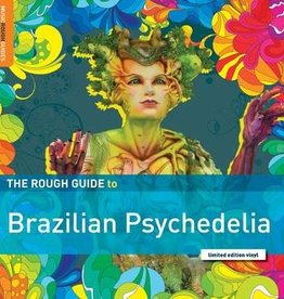 Various Artists - Rough Guide To Brazilian Psychedelia (RSD 2020)