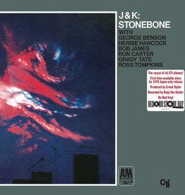 J.J Johnson & Kai Winding - Stonebone (Red Vinyl)  (RSD 2020)