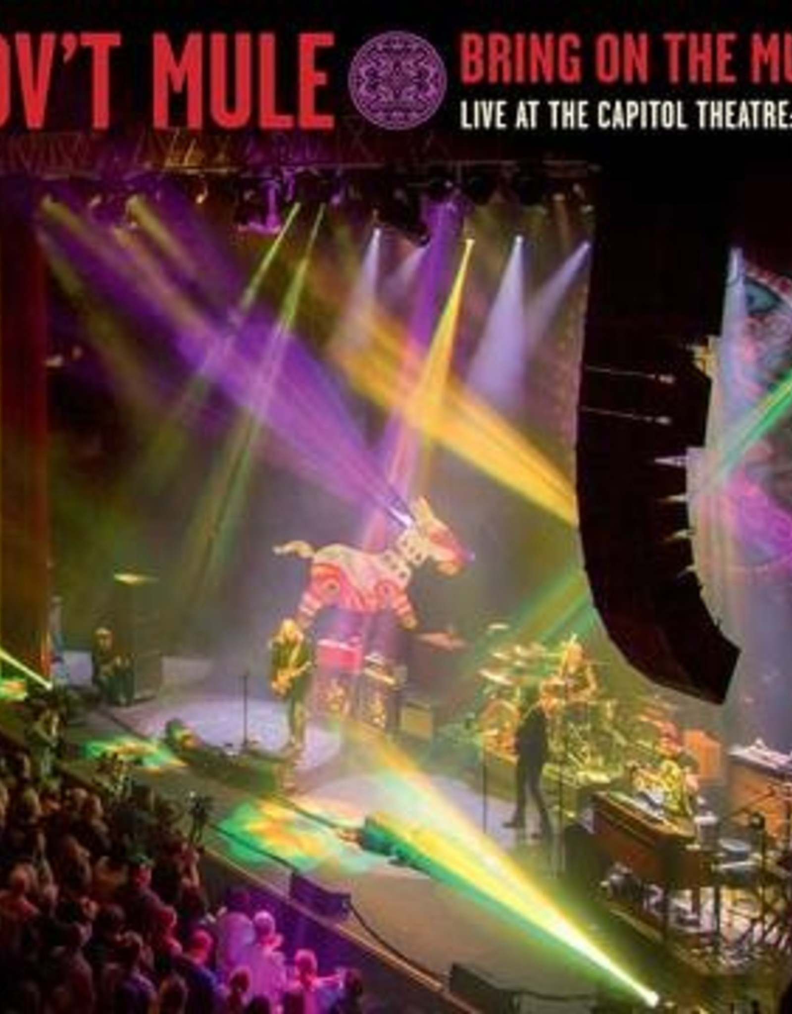 Gov'T Mule - Bring On The Music - Live At The Capitol Theatre: Vol 3 (Rsd 2019)