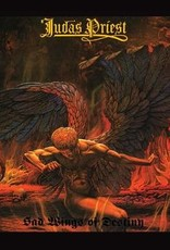 Judas Priest - Sad Wings Of Destiny (2Lp/Blue/Black Vinyl/45Rpm With Embossed Cover)  (RSD 2020)