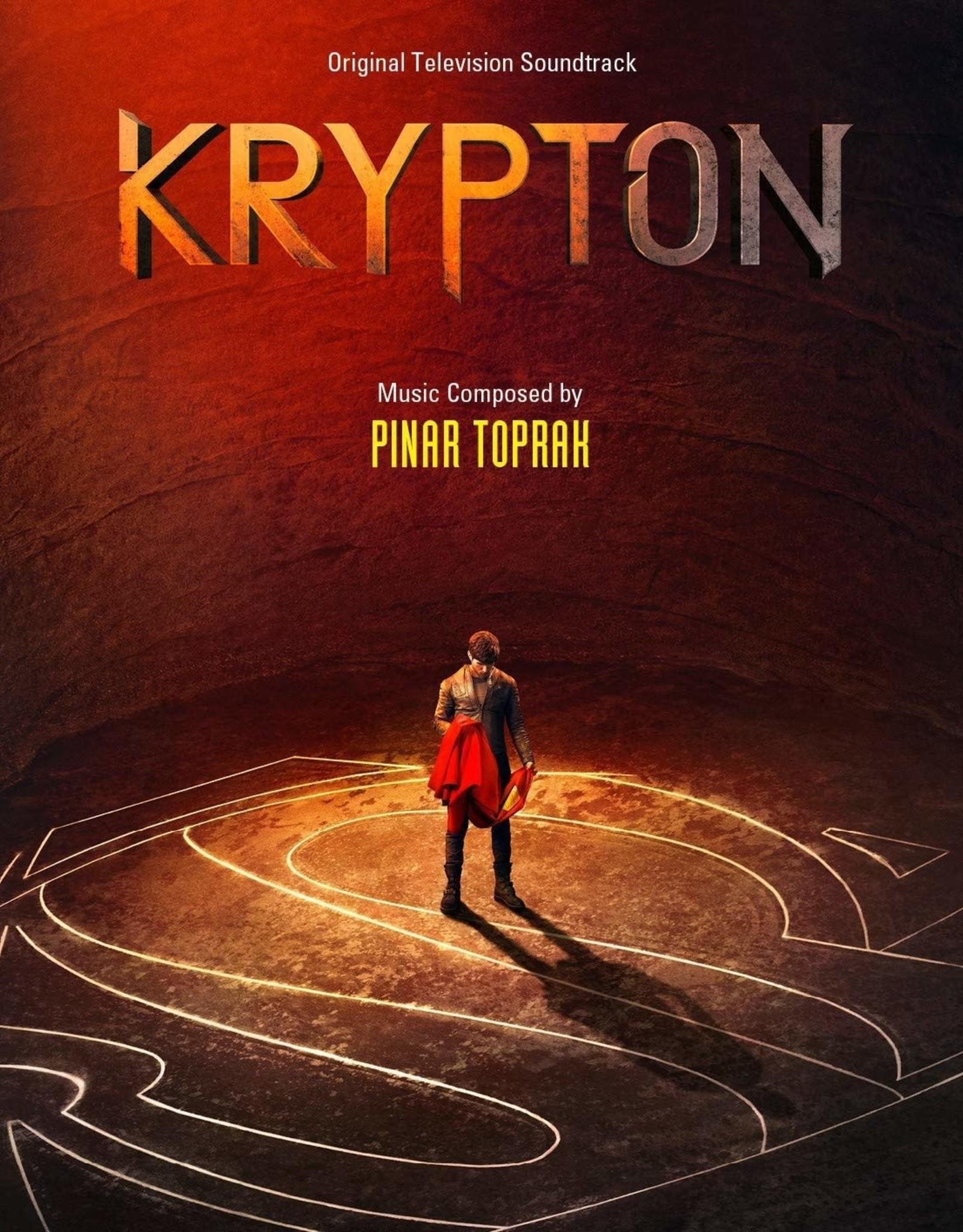 Pinar Toprak - Krypton (Limited Orange/Yellow Galaxy Vinyl) (RSD 2019)