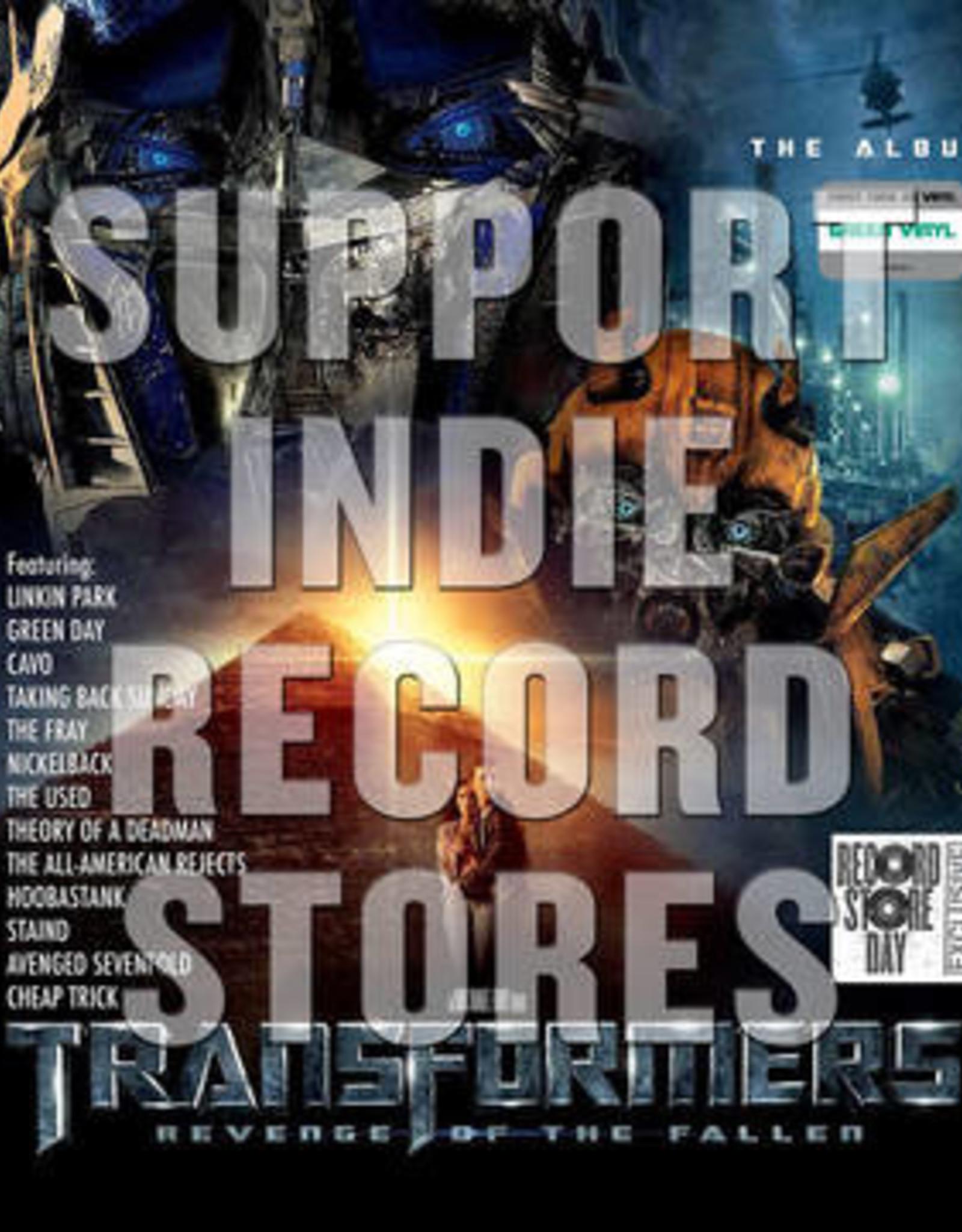 Transformers: Revenge Of The Fallen Soundtrack - Transformers - Revenge Of The Fallen Soundtrack (2Lp Green Vinyl) (RSD 2019)