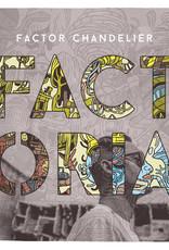 Factor Chandelier - Factoria (Grey Vinyl)