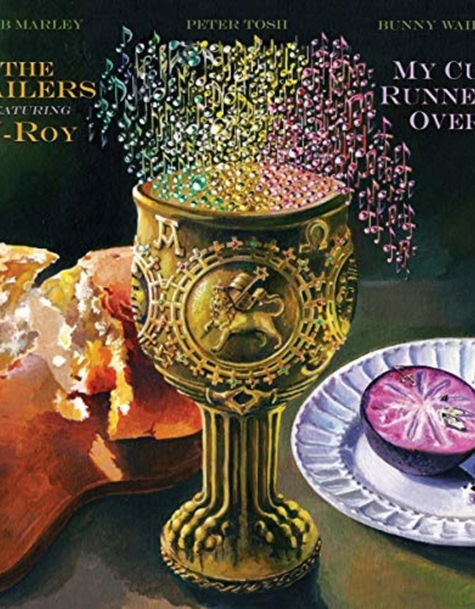 The Wailers featuring U-Roy - My Cup Runneth Over