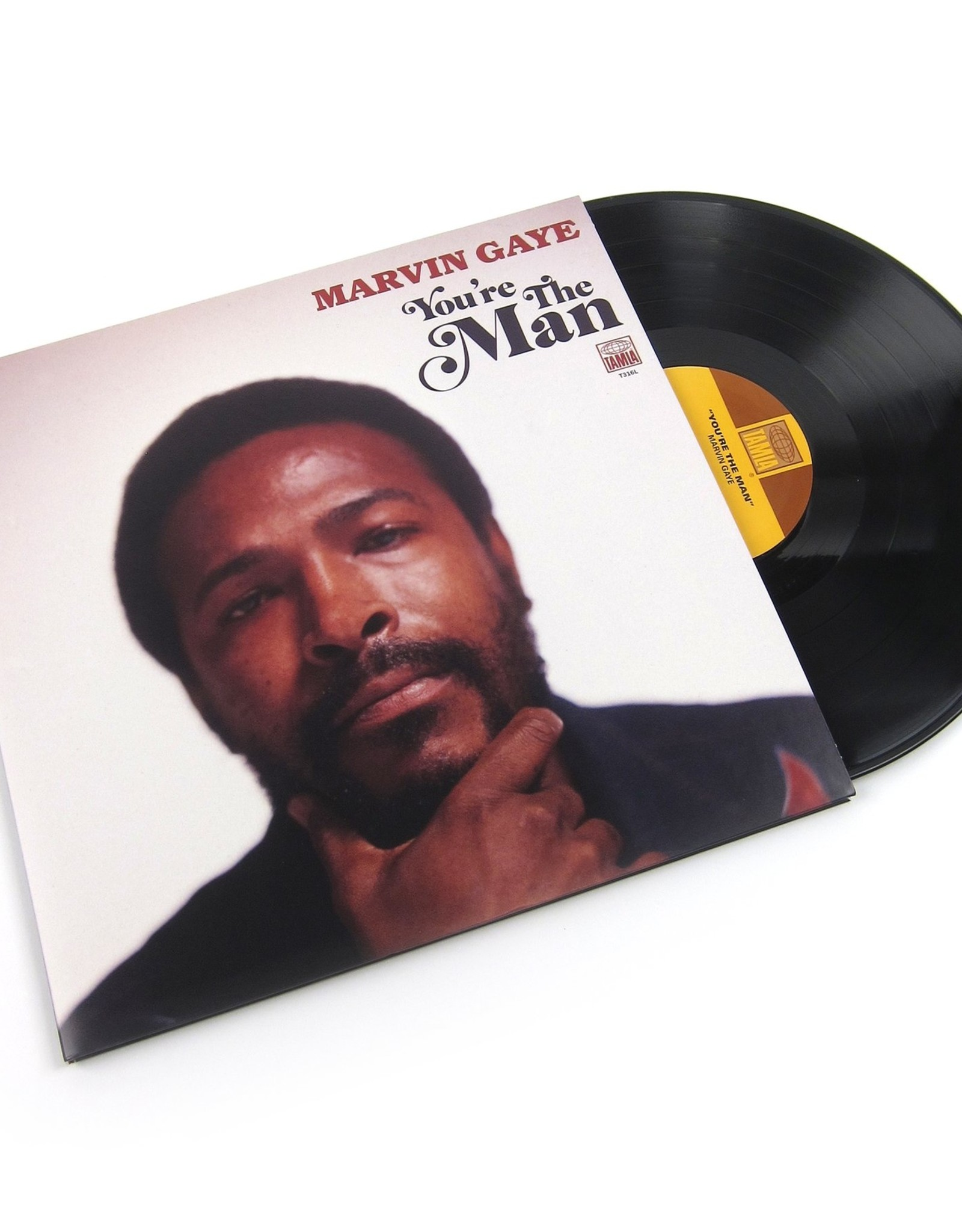 Marvin Gaye - You'Re The Man (2 Lp)